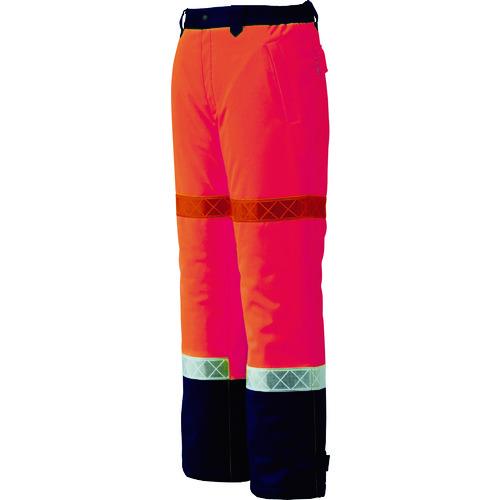 ■ジーベック 800 高視認防水防寒パンツ M オレンジ 800-82-M (株)ジーベック[TR-7996314]