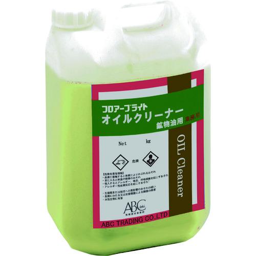 ■ABC フロアーブライトオイルクリーナー 鉱物油用 4.5KG BPBOLK01 [TR-8072689]