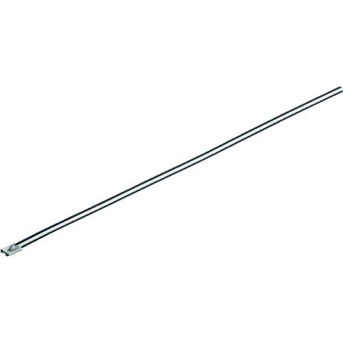 ■パンドウイット MLT ナイロン11コーティング ステンレススチールバンド SUS316 幅7.9mm 長さ363mm 50本入り MLTC4H-LP316 [TR-8180317]