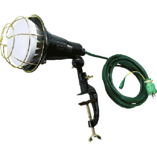 ■TRUSCO LED投光器 50W 10m ポッキン付  〔品番:RTL-510EP〕[TR-8183811]