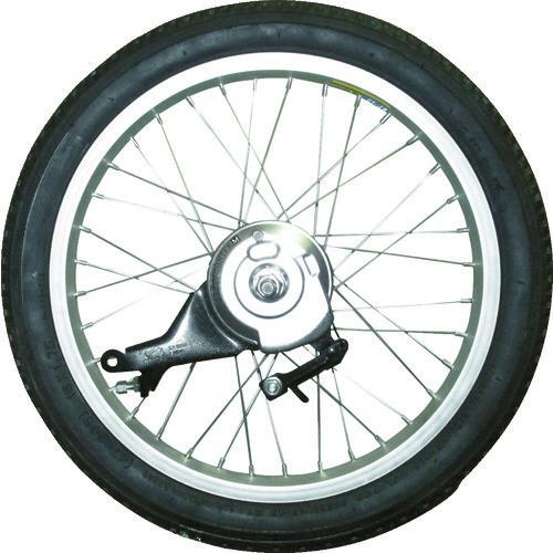 ■TRUSCO THR-5503用 ノーパンクタイヤ 後輪左用 THR-5503TIRE-RL トラスコ中山(株)[TR-8185202]