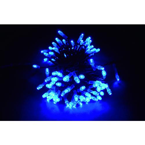 ■トライト LEDイルミネーション 青色 NSBB1-100-100P/2 トライト(株)[TR-8186552]
