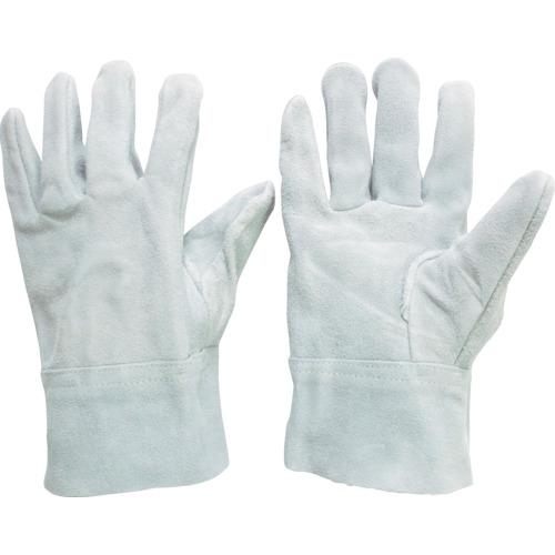 ■ミドリ安全 牛床革手袋 内縫 12双入 MT-101 ミドリ安全(株)[TR-8192523]