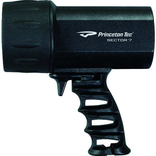 ■PRINCETON LEDライトSector7 ブラック S7BK Princeton Tec社[TR-8193158]