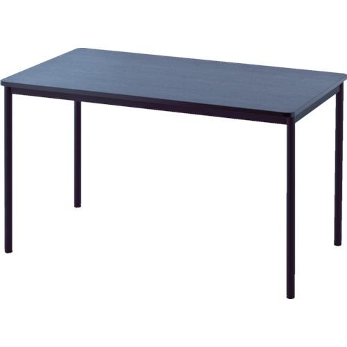 ■アールエフヤマカワ RFシンプルテーブル W1200×D700 ダーク RFSPT-1270DB [TR-8195197] [個人宅配送不可]