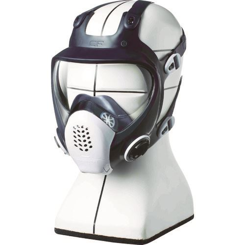 ■シゲマツ 防毒マスク・防じんマスク TW088 M TW088-M (株)重松製作所[TR-8195436]