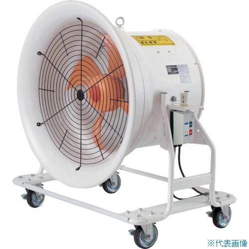 ■スイデン 送風機(どでかファン)ハネ600mm三相200V SJF-T604A (株)スイデン[TR-8196174] [個人宅配送不可]