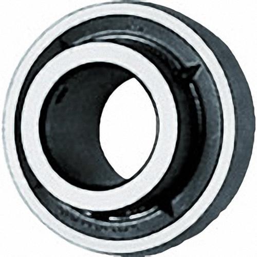 ■NTN ユニット用玉軸受UC形(円筒穴形止めねじ式)全高70mm外輪径130mm幅77.8mm UCX14D1 [TR-8196683]