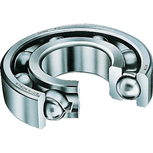■NTN H大形ベアリング(すきま大タイプ)内輪径100mm外輪径215mm幅47mm 6320C3 [TR-8197937]