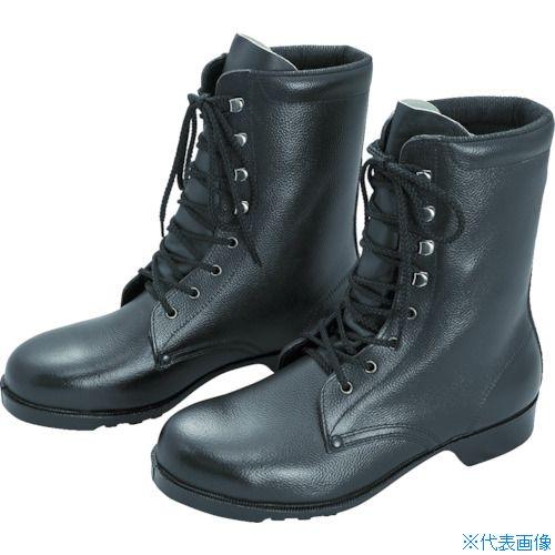 ■ミドリ安全 ゴム底安全靴 長編上 V213N 27.0CM V213N-27.0 ミドリ安全(株)[TR-8217951]