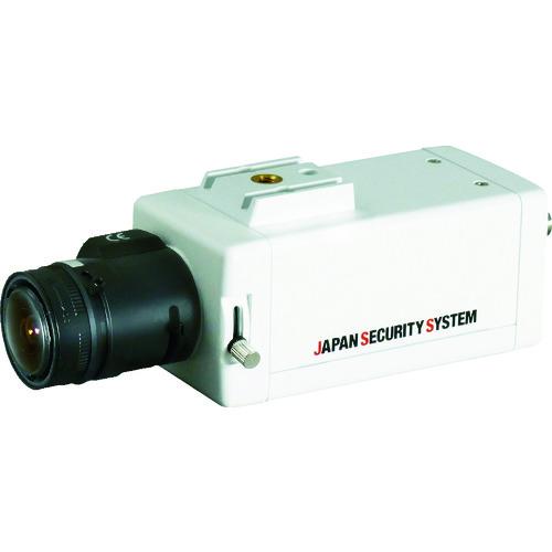 ■日本防犯システム AHD対応2.2メガピクセル屋内ボックスカメラ  〔品番:JS-CA1012〕[TR-8245467]