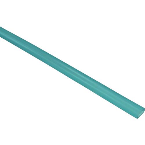 ■チヨダ ソフトポリウレタンチューブ 6mm/100m 青透明 SP-6 千代田通商(株)[TR-8278425]