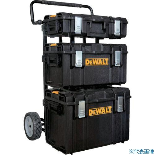 ■デウォルト システム収納BOX タフシステム セット 1-70-300 DEWALT社[TR-8280157] [個人宅配送不可]