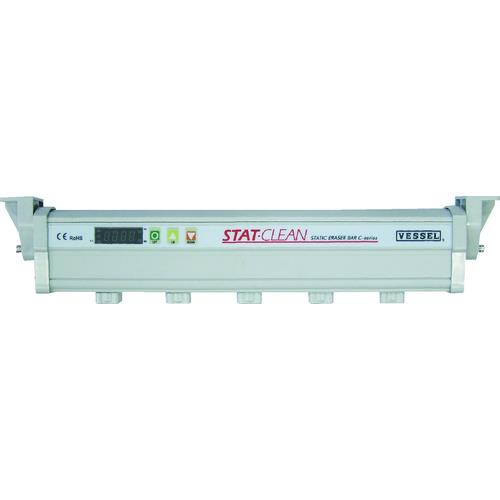■ベッセル 静電気除去ACパルス・クリーンバー C-60 (株)ベッセル[TR-8280574]