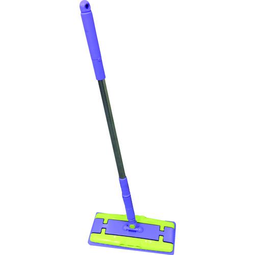 ■JOHNAN 床面清掃用便利モップ≪如意棒≫   〔品番:RYB〕[TR-8284091]