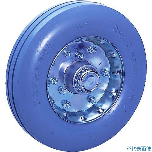 ■カナツー ゼロプレッシャータイヤ 車輪 ハブ付 ZP12X3.00MS-BK (株)カナツー[TR-8287512]