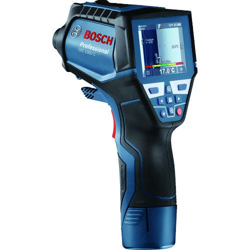 ボッシュ(株) 計測機器 温度計・湿度計 ■ボッシュ バッテリー放射温度計 GIS1000C ボッシュ(株)[TR-8291269]