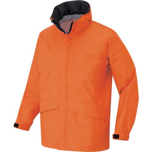 ■アイトス ディアプレックス ベーシックジャケット オレンジ L AZ56314-063-L アイトス(株)[TR-8337927]