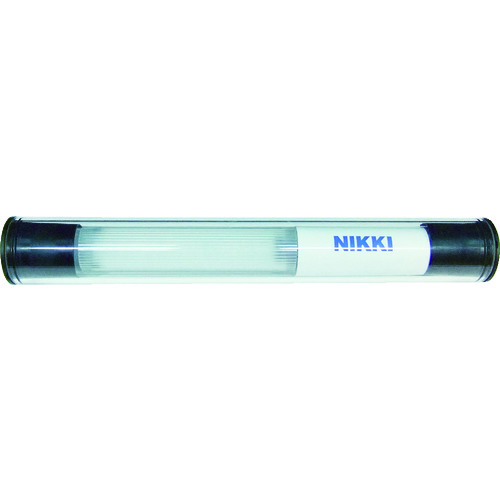 ■日機 防水型LED照明灯 10W DC24V NLL18CG-DC 日機(株)[TR-8338461]