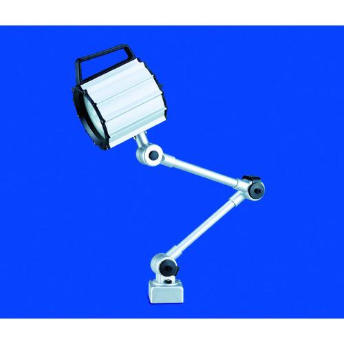 ■日機 防水型LEDスポットライト 12W AC100~120V〔品番:NLSM20CP-AC(2M+P)〕[TR-8338471]