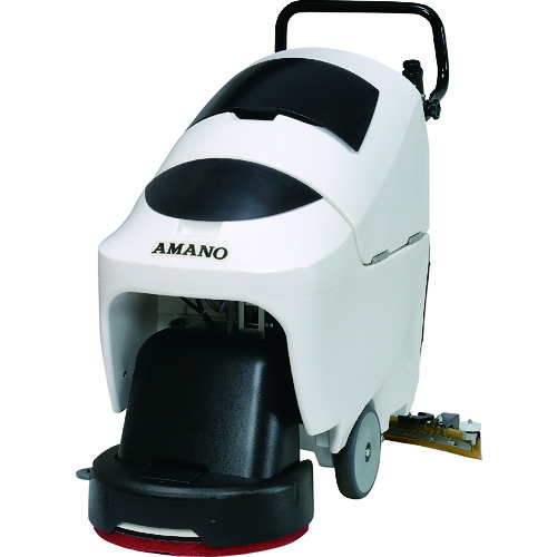 ■アマノ 手押し床洗浄機 クリーンバーニー Z-1 アマノ(株)[TR-8353118] [個人宅配送不可]
