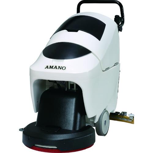 ■アマノ 手押し床洗浄機 クリーンバーニー EG-2F アマノ(株)[TR-8353120] [個人宅配送不可]