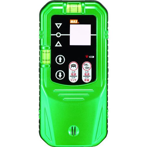 ■MAX グリーンレーザ用受光器 LA-D5GNV マックス(株)[TR-8354590]