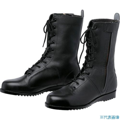 ■ミドリ安全 高所作業用作業靴 VS5311NオールハトメF 25cm VS5311NF-25.0 ミドリ安全(株)[TR-8355046]