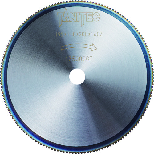 ■タニ レーザービームソーオーロラ LBS-AURORA190X1.0X20HX160Z (株)谷テック[TR-8356096]