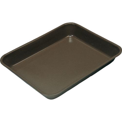 ■フロンケミカル フッ素樹脂コーティング標準バット 標準3 膜厚約50μ NR0376-010 [TR-8358654]