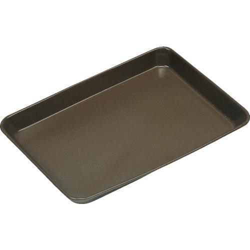 ■フロンケミカル フッ素樹脂コーティング浅型バット 浅15 膜厚約50μ NR0374-007 [TR-8358662]
