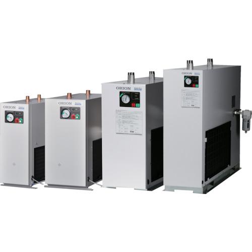 ■オリオン 標準型冷凍式エアドライヤー(RAX小型シリーズ) RAX3J-A1 オリオン機械(株)[TR-8361320] [個人宅配送不可]