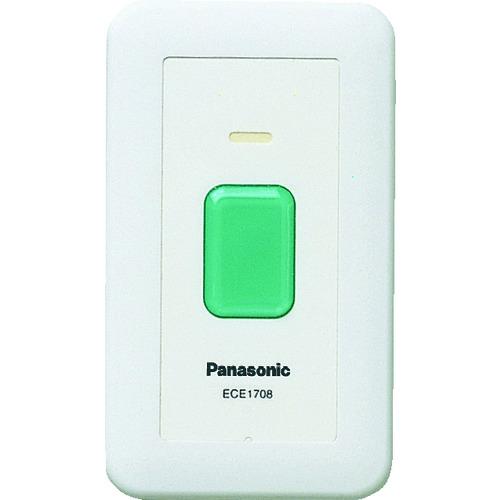 ■Panasonic 小電力型ワイヤレス 壁掛発信器 ECE1708P [TR-8362050]