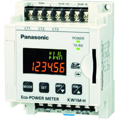 ■Panasonic エコパワーメータ KW1M-H SDカード AKW1121B [TR-8362915]