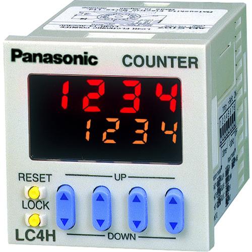 ■Panasonic 電子カウンタ LC4HーR4-AC240VS AEL5187 [TR-8364937]