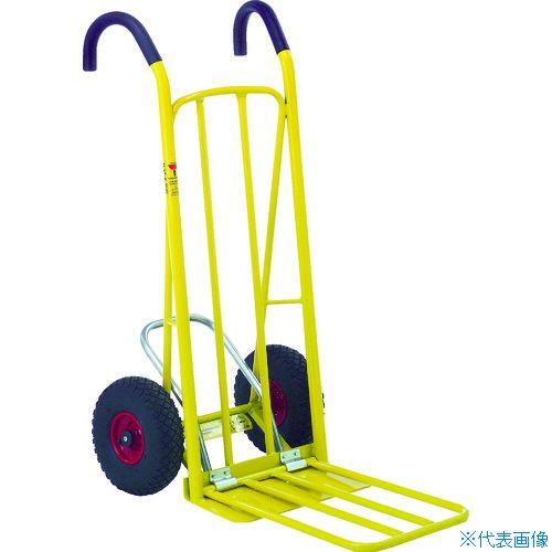 ■RAVENDO スチールパイプ製二輪運搬車 CLM250LS ERGO 145251 RAVENDO社[TR-8367736] [個人宅配送不可]