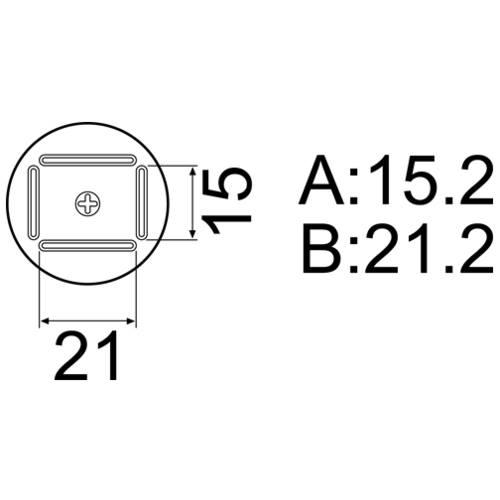 〔品番:A1128B〕[TR-8536732][送料別途見積り][法人・事業所限定][掲外取寄] ノズル ■白光 QFP 14MMX20MM