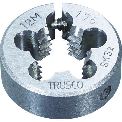 ■TRUSCO 丸ダイス SKS 細目 63径 30X1.5 T63D-30X1.5 トラスコ中山[TR-8549522]