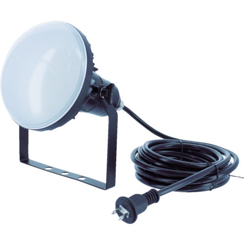 ■TRUSCO LED投光器 DELKURO 50W 5m RTLE-505 トラスコ中山(株)[TR-8551539]