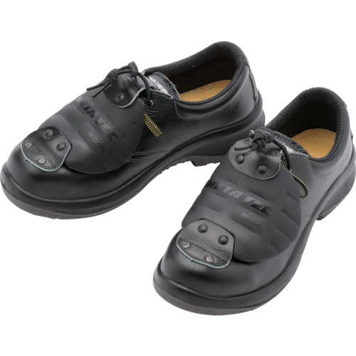 ■ミドリ安全 甲プロ付き静電安全靴 PRM210甲プロM2ゴム紐静電 26.5cm PRM210KPM2S-26.5 ミドリ安全(株)[TR-8555356]