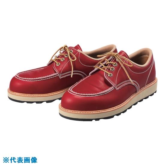 ■青木安全靴 US-100BW 24.5cm US-100BW-24.5 青木産業(株)[TR-8559147]