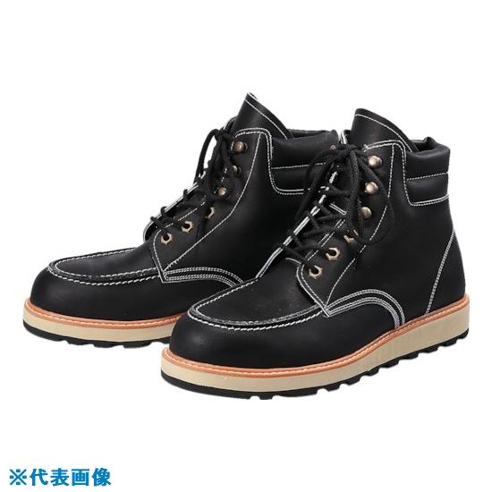 ■青木安全靴 US-200BK 24.5cm US-200BK-24.5 青木産業(株)[TR-8559167]