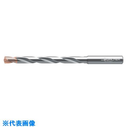 ■タイテックス 超硬ドリル SupremeDC170 8D 刃径3.7mm DC170-08-03.700A1-WJ30EJ [TR-8561326]