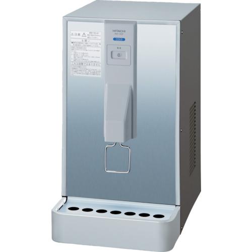 ■日立 ウォータークーラー 冷水専用 水道直結式 卓上形 RW-145P [TR-8567487] [個人宅配送不可]