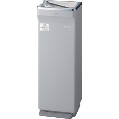 ■日立 ウォータークーラー 冷水専用 水道直結式 自動洗浄機能付 床置形 RW-226PD [TR-8567489] [個人宅配送不可]