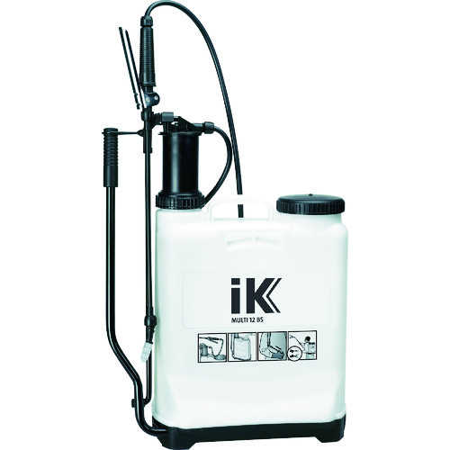 ■iK 蓄圧式噴霧器 MULTI12 BS 839701 Goizper社[TR-8569946]