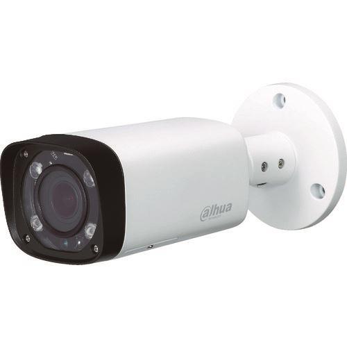 ■Dahua 200万画素 HDCVI 赤外線付防水バレット型カメラ φ90.4×213 ホワイト〔品番:DH-HAC-HFW1220RN-VF-IRE6〕[TR-8590835]【個人宅配送不可】