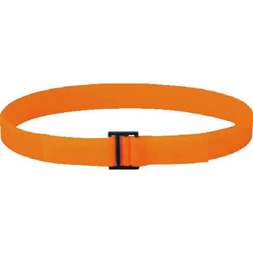 ■TRUSCO フリーマジック[[R下]]結束テープ片面蛍光オレンジ25mm25m MKT25B-LOR トラスコ中山[TR-8590911]