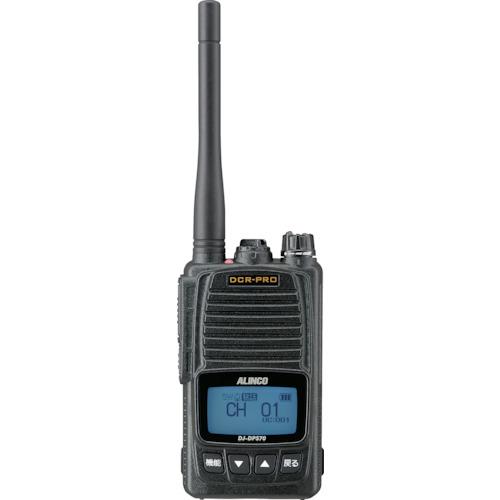 ■アルインコ デジタル簡易無線機 登録局 DJDPS70KA [TR-8591049]