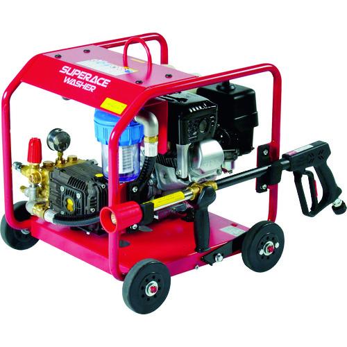 ■スーパー工業 エンジン式 高圧洗浄機 SER-2308-5 スーパー工業(株)[TR-8591134] [個人宅配送不可]